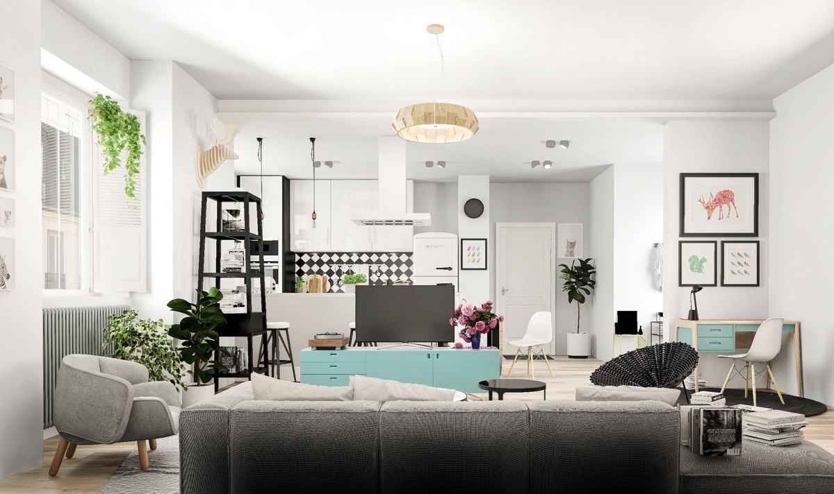 home design inspiration by scandinavian interior - Home Design Inspiration