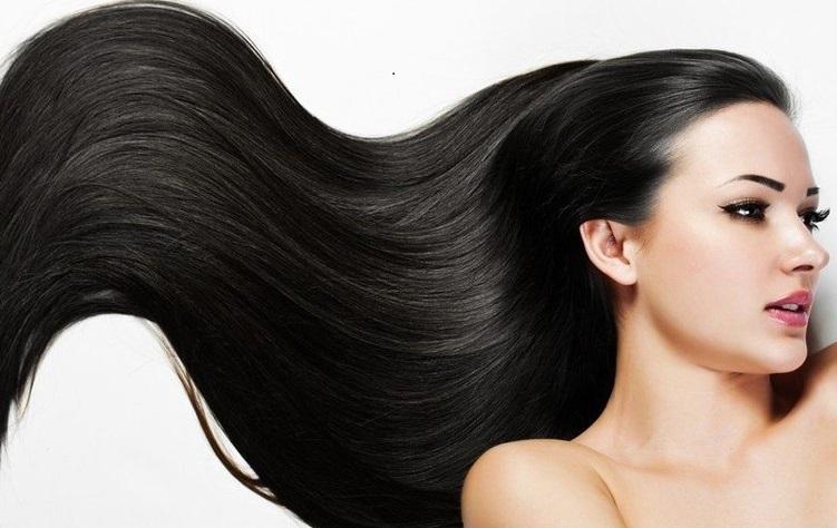 shiny long hair care tips