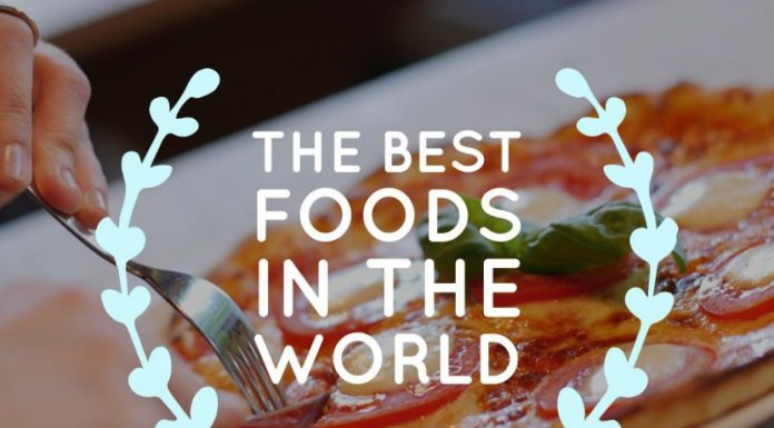 the best foods in the world