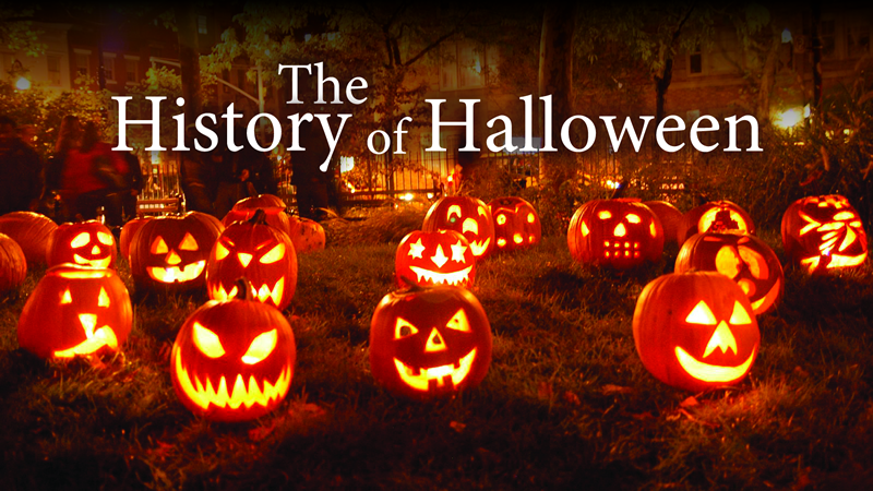 the history of halloween is it a trick or a treat steemit