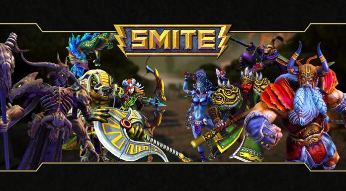 Smite game review