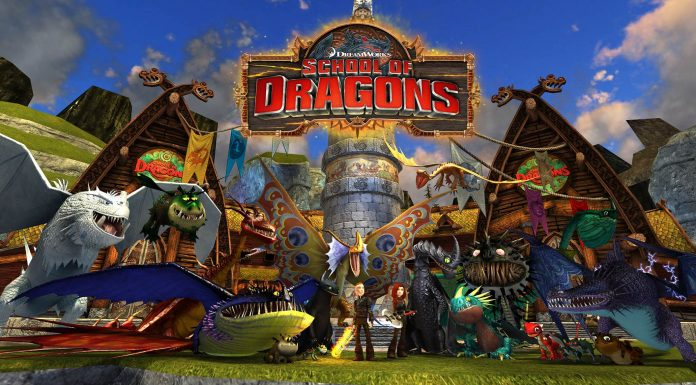 school of dragons game review