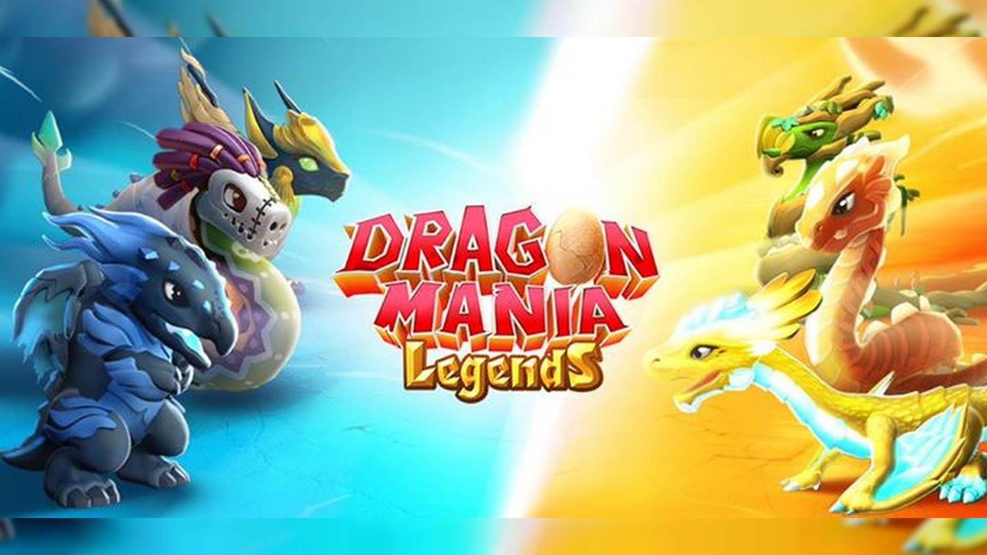Dragon Legends: Dragon Mania Legends Game Guide