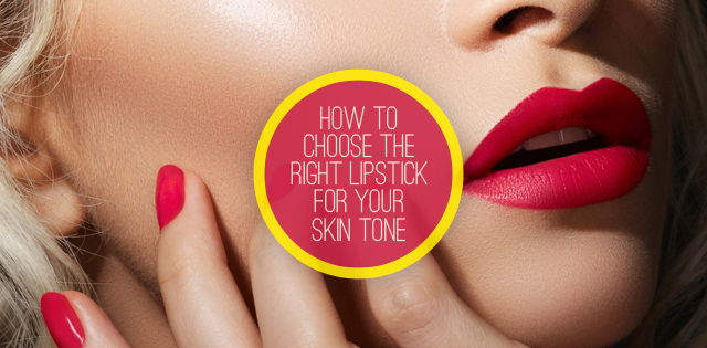 how to choose the right lipstick for your skin