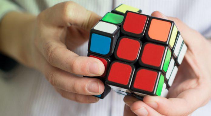 benefits of playing Rubik's cube