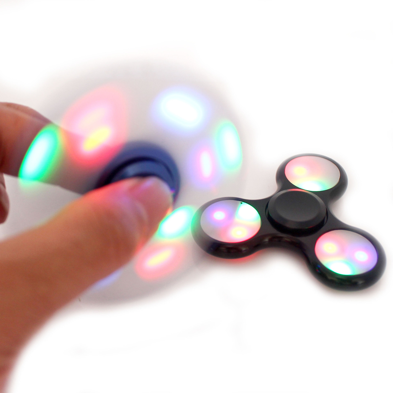 how to play fidget spinner