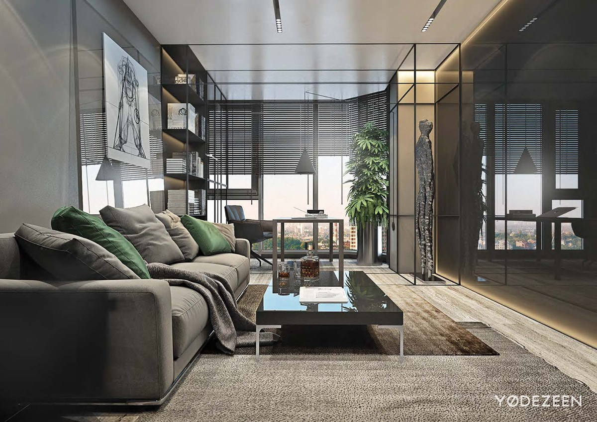 Apartment concept top 3 gorgeous apartment designs ideas for Apartment design concept