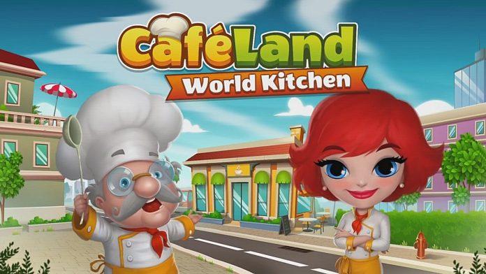 cafeland game