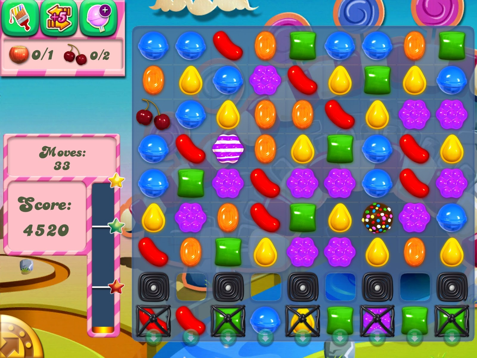 candy-crush saga lives