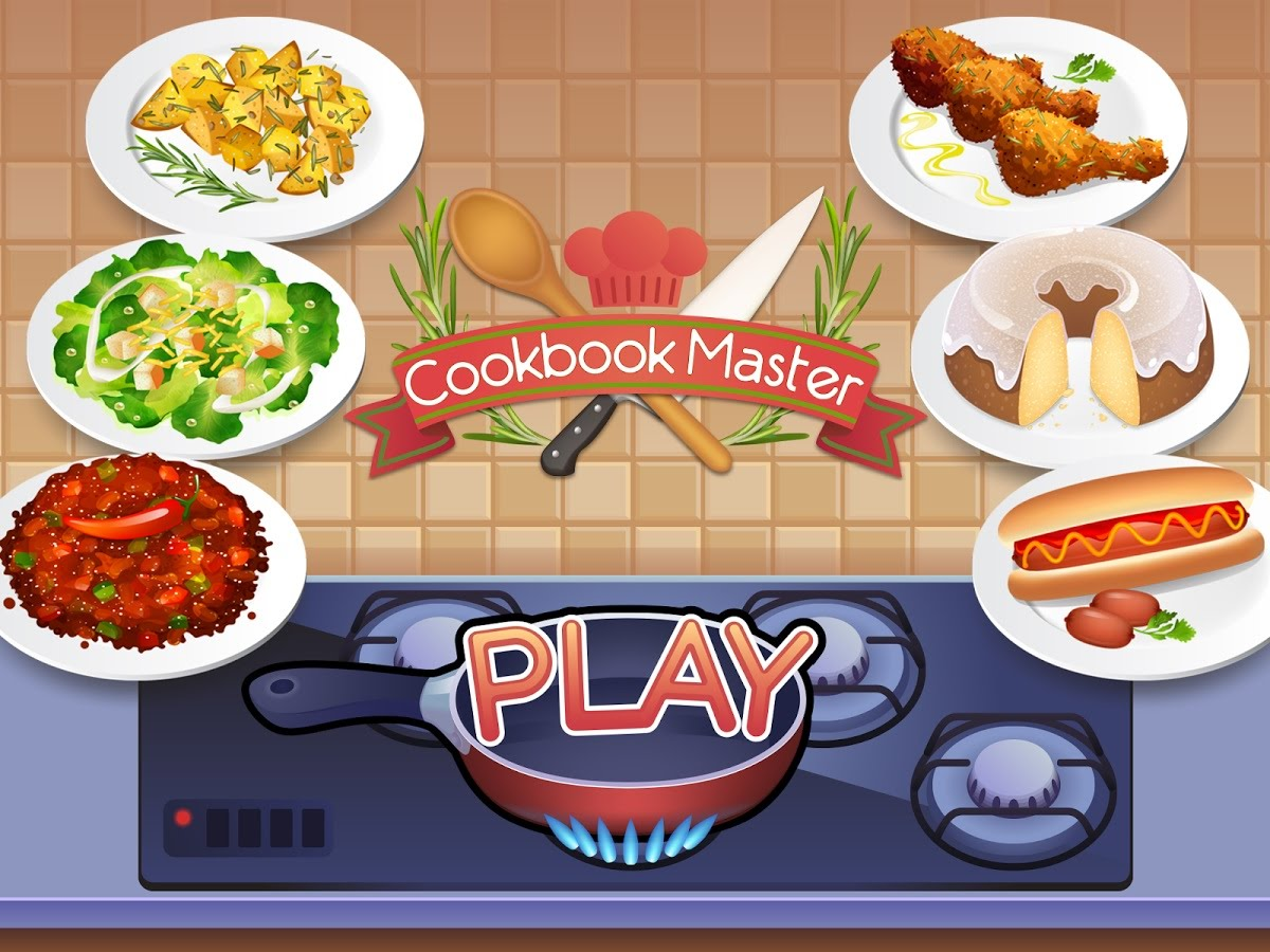 cookbook master game