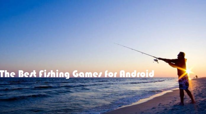 the best fishing games for android