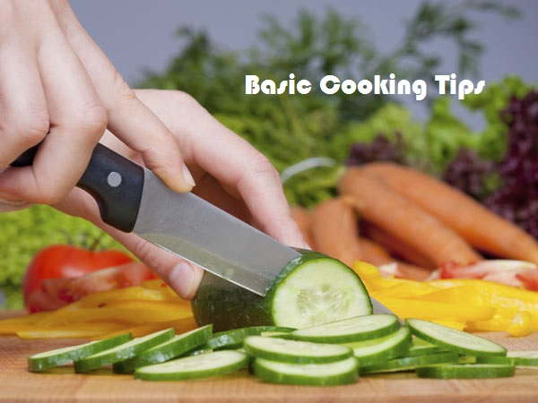 basic cooking tips