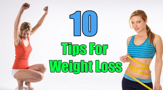 10 diet tips for weight loss