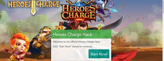 Heroes Charge Games | A Glance Review of Hack and Cheats.