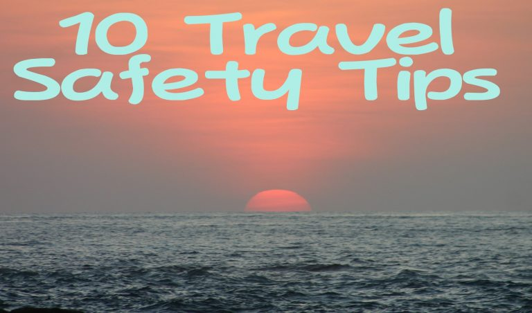 Travel Safety Tips | Best Tips For Solo Traveller Based on My Experience!
