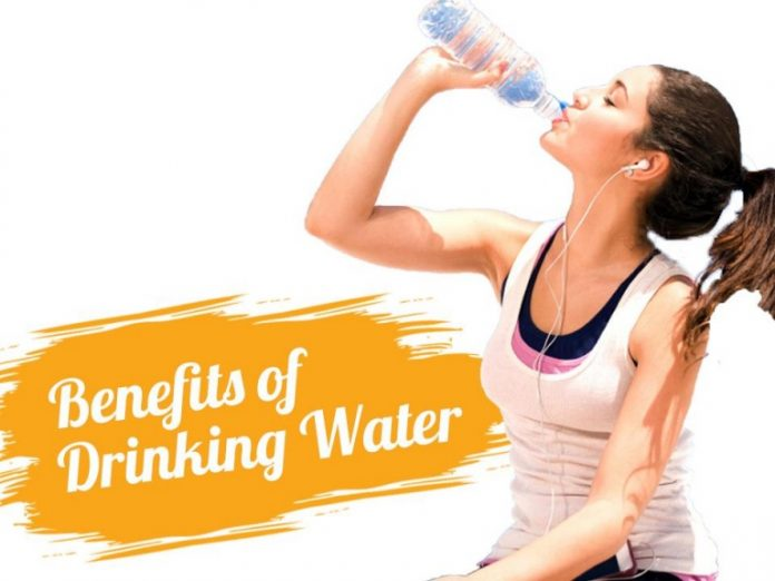 the benefit of drinking water everyday