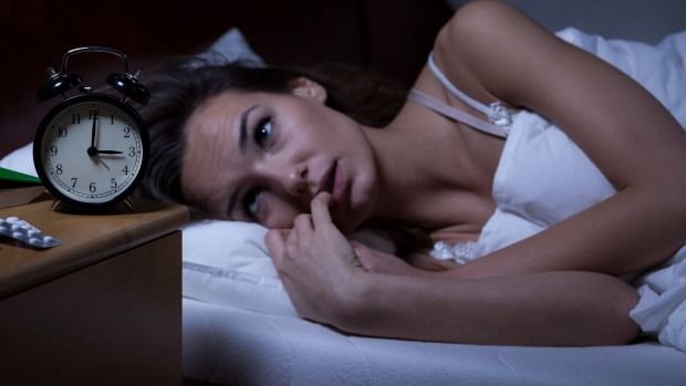an easy way to overcome insomnia