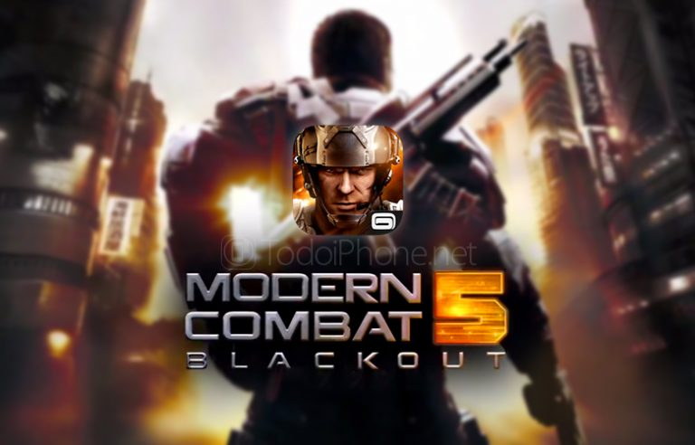 Modern Combat 5 Tips and Trick To Get Free Credits Instantly