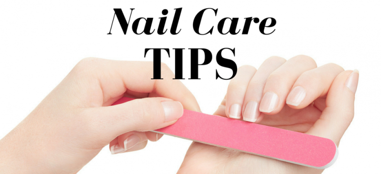 The Nail Care Tips – Natural Manicure Steps To Make Healthy and Beauty Nail