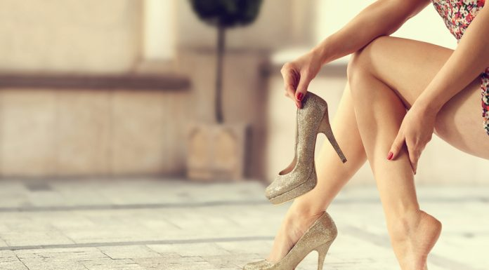 the negative effects of wearing high heels