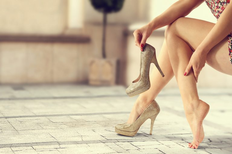 The Negative Effects of Wearing High Heels – Health Information