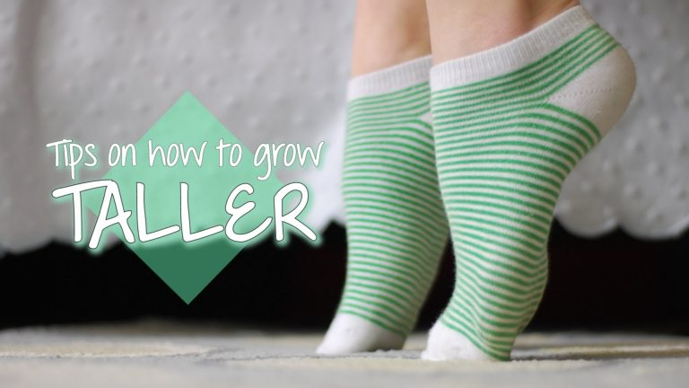 Tips How To Grow Taller With Easy and Fast Way
