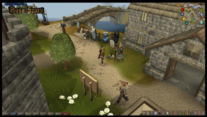 Runescape game guide