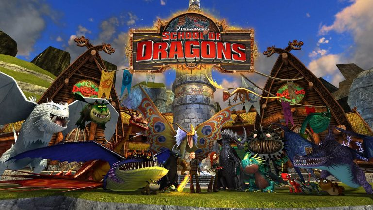 School Of Dragons Game Review – Top Ways To Collect Free Gold