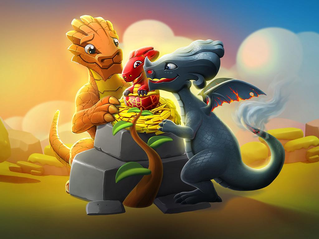 Dragon Mania Legends to gain free gems