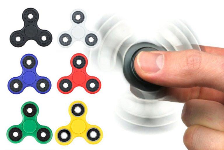Fidget Spinners Toys   How Does It Work and What Are The Benefits?