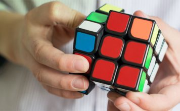 benefits of playing Rubik's cube