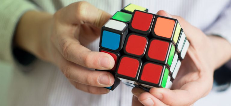 The Amazing Benefits of Playing Rubik's Cubes For Our Brain