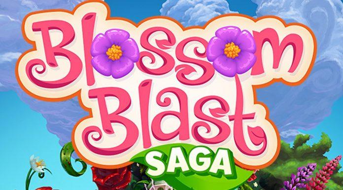 Blossom Blast Saga game review