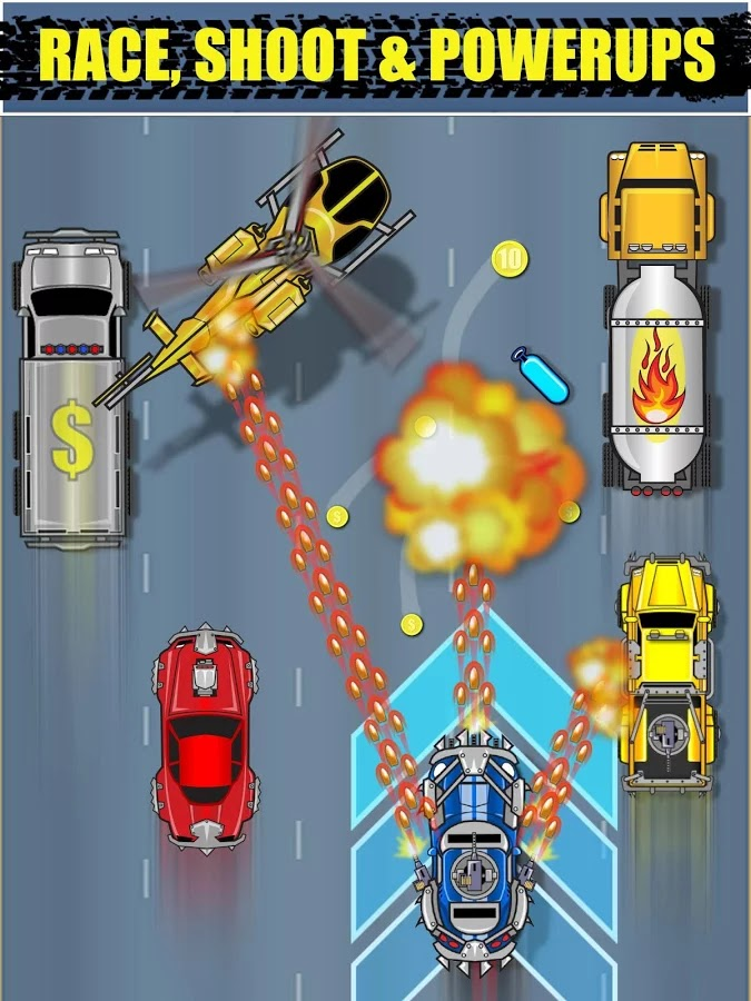 Road Riot game play