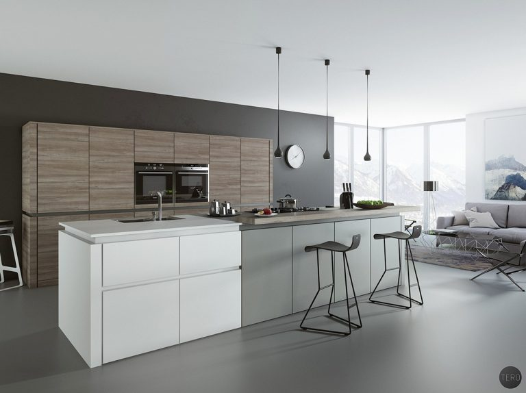 Favorite Kitchen Designs Ideas on Roohome Website Which Stunning You!