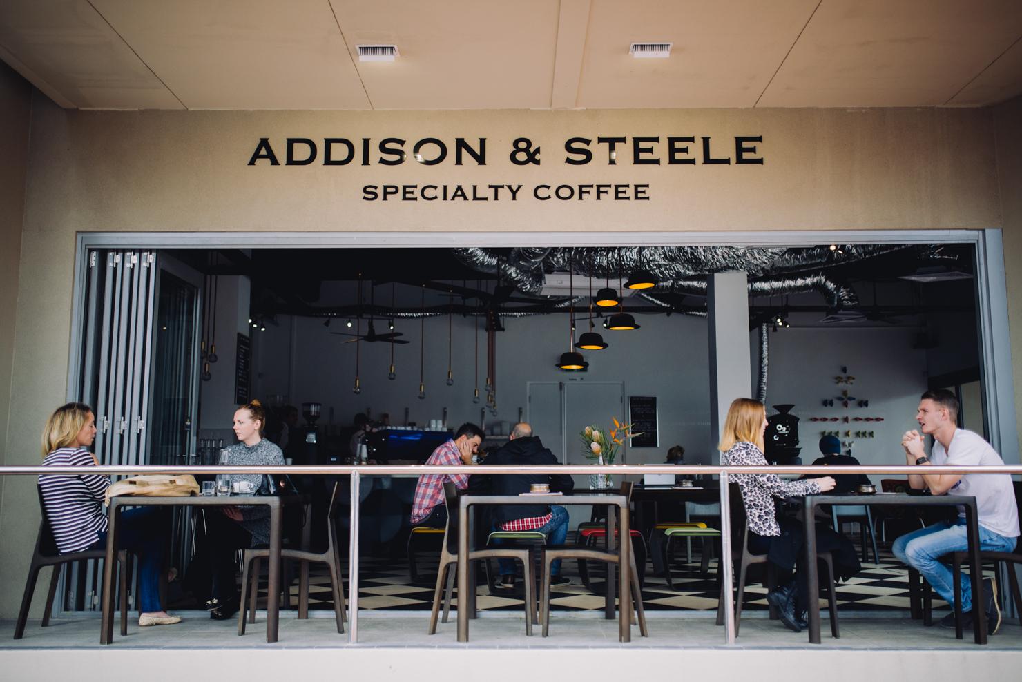 Addison & Steele in Perth, Australia