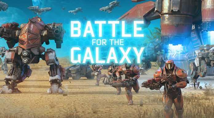 Battle for the galaxy game