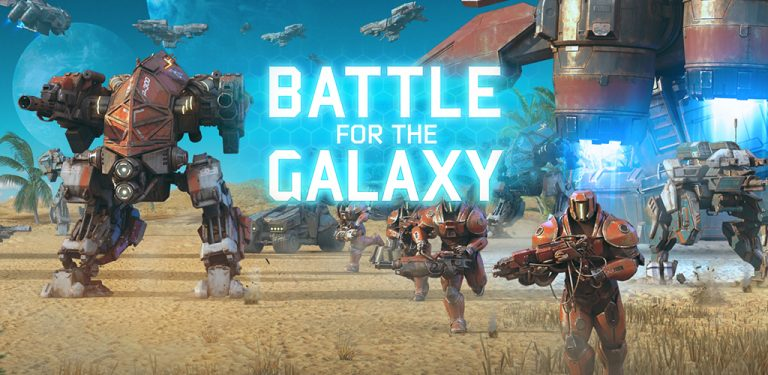 Battle for the Galaxy Game Includes with Gameplay and Trick to Gain Crystals