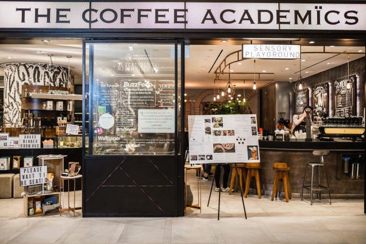 Coffee Academics, Hong Kong