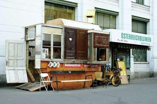 Dumpster Cafes
