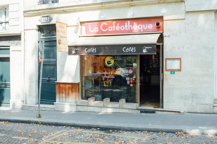 La Cafeotheque, France