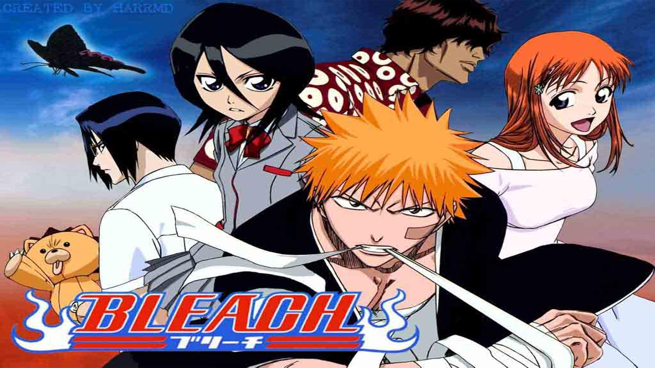 bleach anime Japan