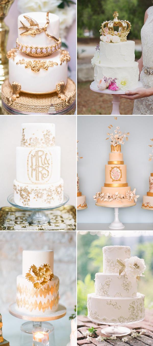 fairy tale wedding cakes
