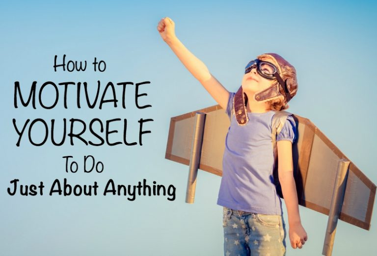 How To Motivate Yourself? Let's Follow To Get Your Achievement!