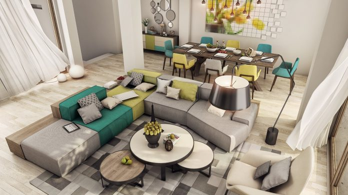 Apartment Concept – Top 3 Gorgeous Apartment Designs Ideas to Apply