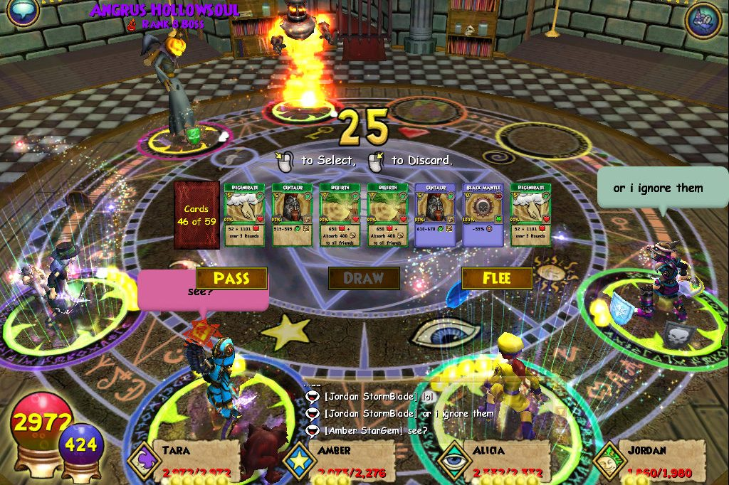 wizard 101 graphics