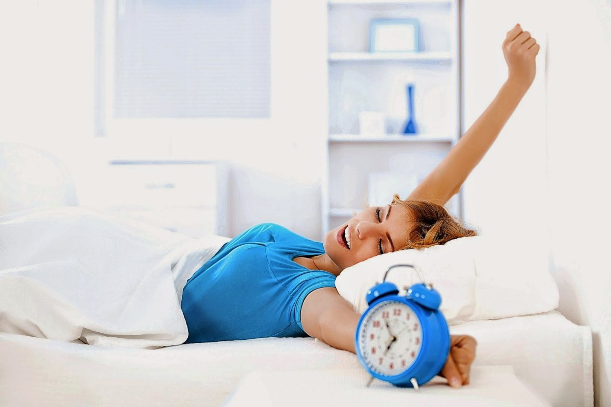 5 benefits of waking up early