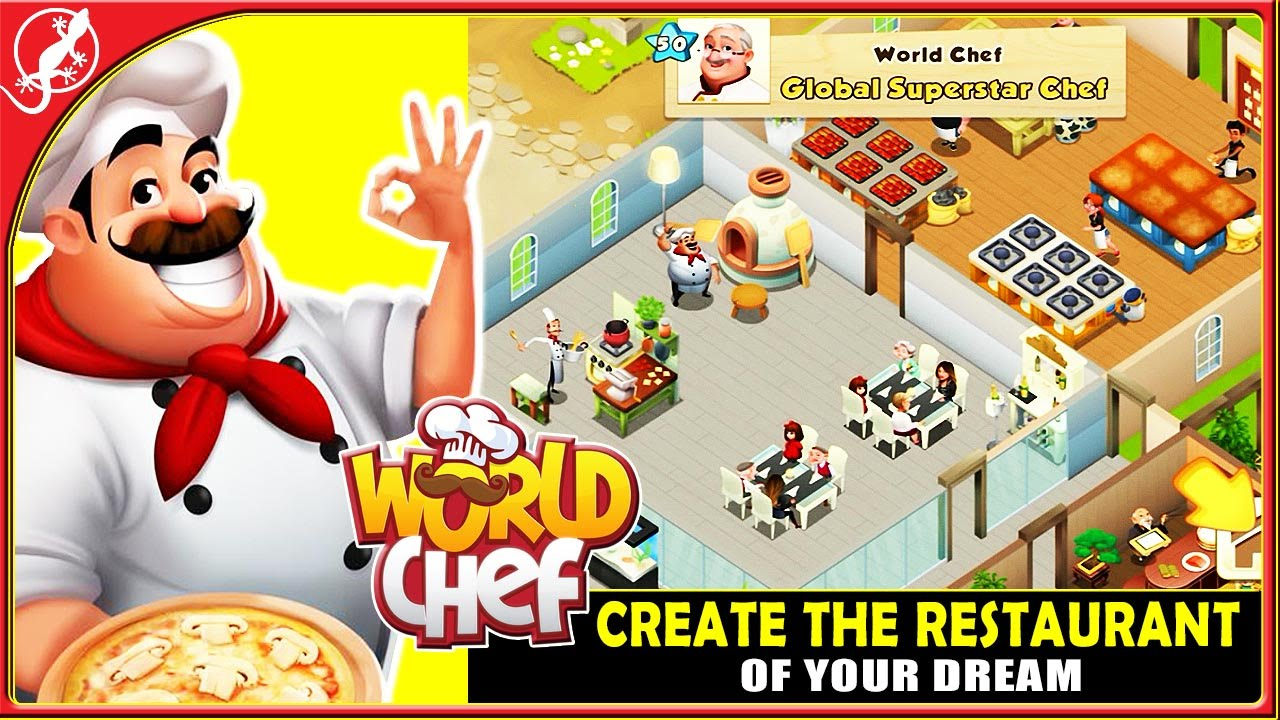 world chef game