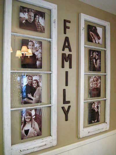 creative photo frame