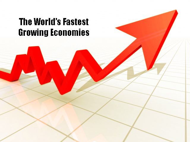 the world's fastest growing economies